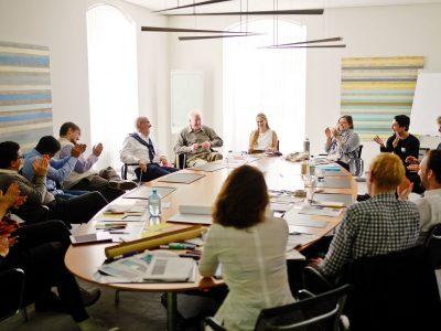 Meeting Consulting Impact Hub Geneva